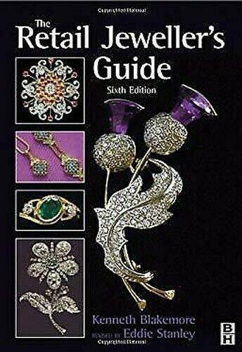 Einzelverkauf Juwelier Guide Taschenbuch Kenneth Blakemore