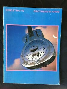 Details About Dire Straits Brothers In Arms Sheet Music Guitar Vocal