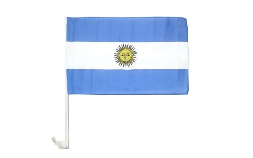 """12x18 Argentina Country Car Vehicle 12/""""x18/"""" Flag"""