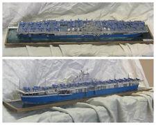 1:400 Scale USS Intrepid (CV-11) Aircraft Carrier Handcraft Paper Model Kit