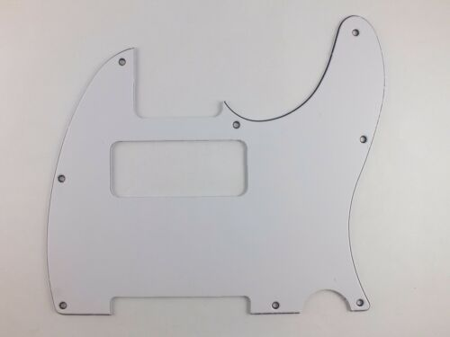 Scratch Plate Pickguard for TELECASTER with P90 Soap Bar Neck Position 4 colours