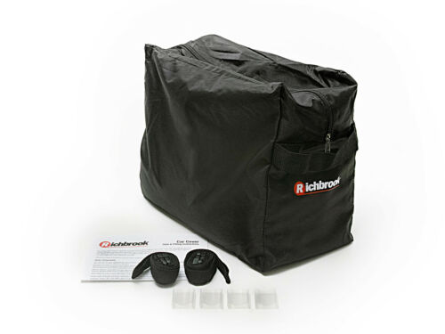 Richbrook Tailored Indoor//Outdoor Car Cover Mini –Classic Saloon '59-'00