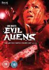 Evil Aliens 5030697030115 With Norman Lovett DVD Region 2
