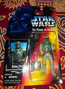 Star-Wars-Boba-Fett-The-Power-of-the-Force-POTF-Red-Card-Kenner-1995