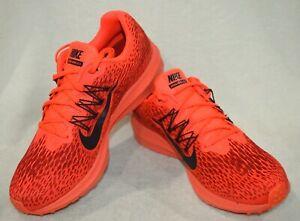 grieta Empleado Vástago  Nike de mujer Zoom Winflo 5 Bright Carmesí/Gris Zapatillas Para  Correr-tamaños surtidos Nueva con caja | eBay