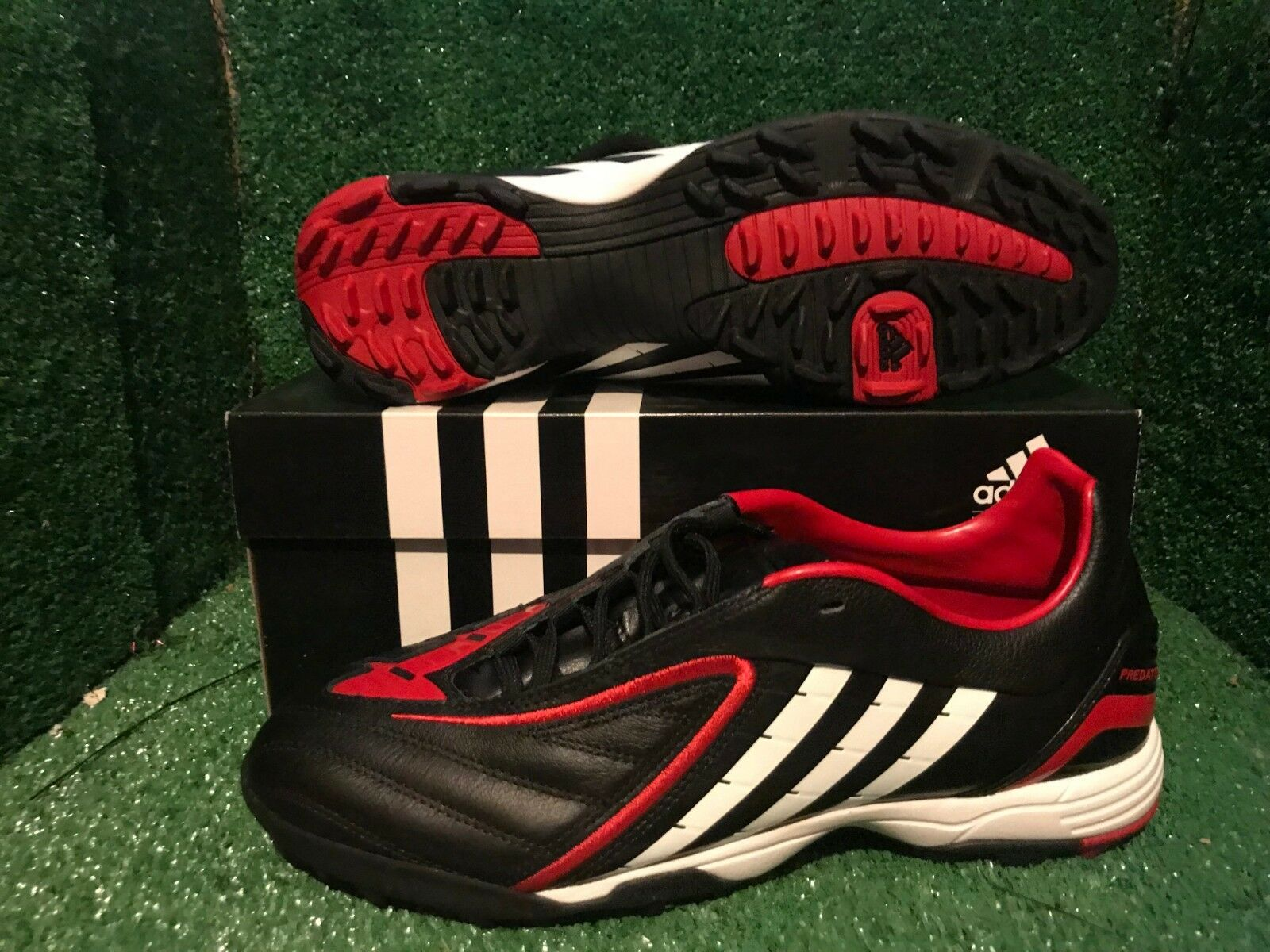 ADIDAS ProtATOR ABSOLADO PULSE I INDOOR TURF TRAINERS 8,5 8 42