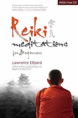 (Good)-Reiki Meditations for Beginners (Paperback)-Lawrence Ellyard-1846940982