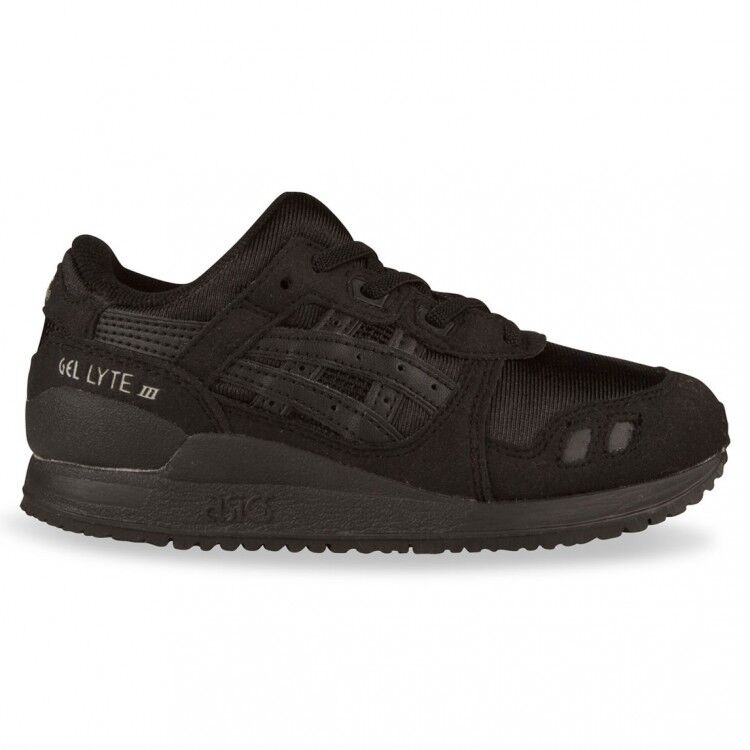 ASICS TIGER Homme GEL-LYTE III Chaussures Noir -Taille US 9