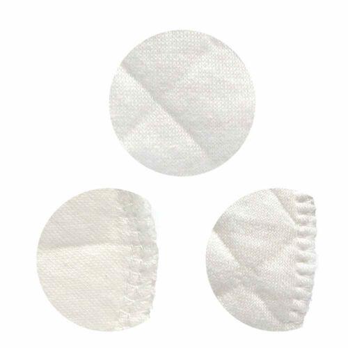20PC Reusable Breast Pad Mommy Nursing Washable Breastfeeding Pad Cotton Bamboo