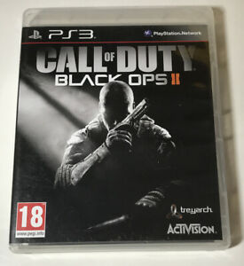 Black Ops II PS3 Call of Duty Black Ops 2 Playstation Shooter Fast Free Uk Post