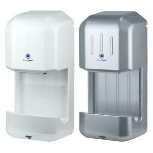 hand dryer blue dry compact small commercial led high. Black Bedroom Furniture Sets. Home Design Ideas