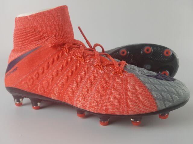 ef5ca3dc2 Nike Hypervenom Phantom III 3 DF AG Pro Soccer Cleats Women s Size 7.5 ( men s 6) for sale online