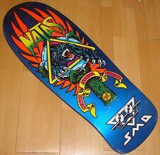 "SANTA CRUZ / SMA - Natas Panther 3 - Skateboard Deck - Pearl Blue - 10.328"""