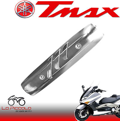 Protection Plaque Silencieux Carbone Look Yamaha Tmax T Max 530 2012 2016