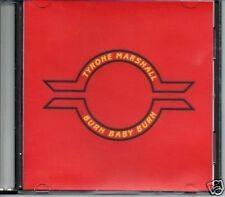 (329T) Tyrone Marshall, Burn Baby Burn - DJ CD