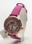Betsey-Johnson-Women-039-s-Crystal-Case-Rose-Gold-Tone-Watch-BJ00664-02BX-New thumbnail 1