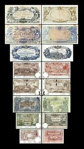 2x  20 - 1.000 Francs - Edition 1905 - 1926 - Reproduction - B 21