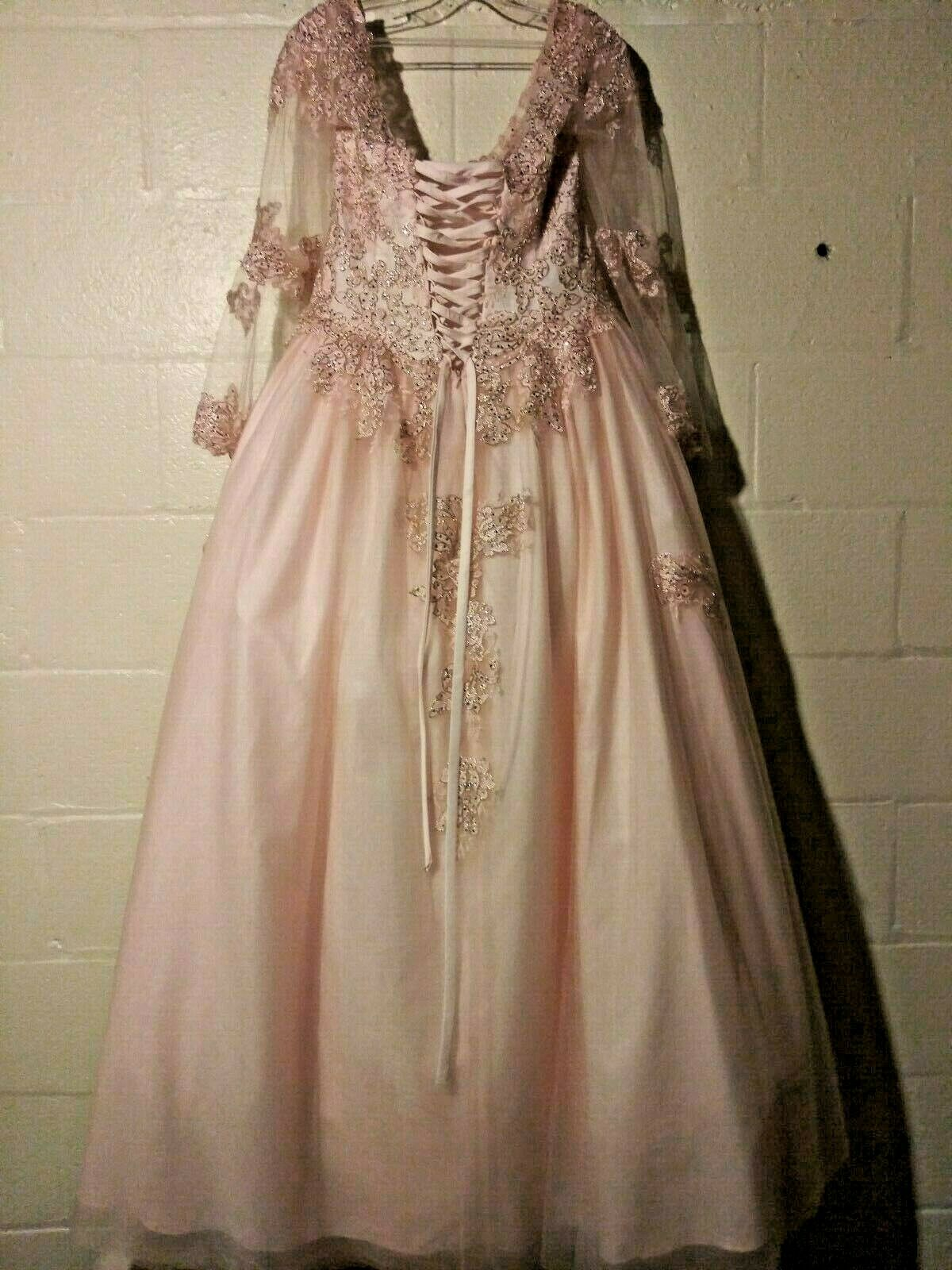 Plus Size Ball Gown - image 2