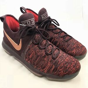 sports shoes 5ab12 fb071 Details about Nike Zoom KD 9 IX Xmas Sauce Bronze Size 12. 852409-696  Jordan Kobe