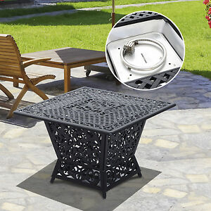 Gas Patio Table Key West Coffee Pit By