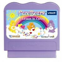 Care Bears A Lesson In Caring (vtech V.smile) Free Shipping Fast