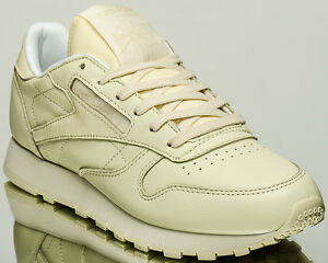 c5a50d11b Image is loading Reebok-WMNS-Classic-Leather-Pastels-women-lifestyle- sneakers-