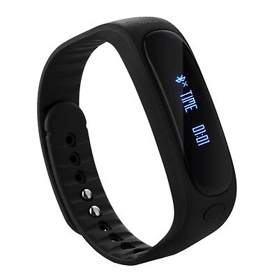 OLED Bluetooth Smart Wrist Band Bracelet Watch Fitness Tracker for Android IOS