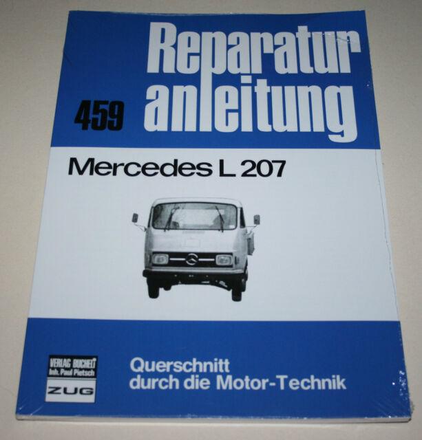 Repair Manual Mercedes L 207/307 + Hanomag F 20, F 25, F 30, F 35