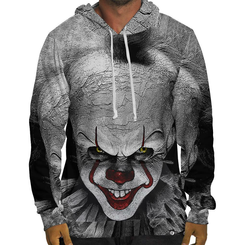 BRAND NEW Beloved Shirts PENNYWISE IT HOODIE SMALL-3XLARGE MADE IN THE USA