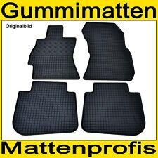 Gummimatten Gummifußmatten für Subaru Legacy V ab Bj.09/2009 - Heute H