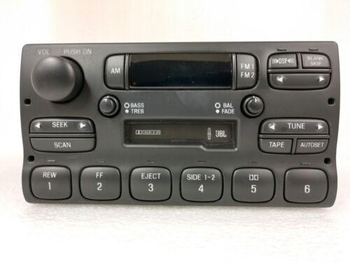 OEM factory original remanufactured stereo Town Car 95-97 JBL cassette radio