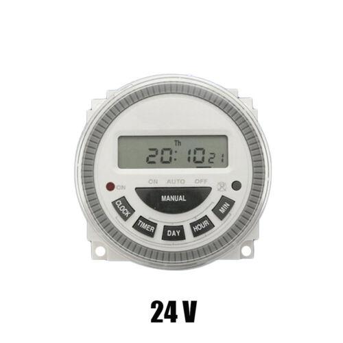 kontrolle macht timing lcd digital elektronische zeitschaltuhr die zeit