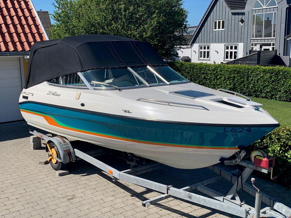 Super dejlig speedbåd med V6 motor sælges.