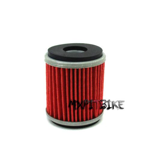 7X Oil Filter Fit Yamaha YZ250F YZ450F WR250 WR450 YFZ450 ATV Pit Dirt Bike