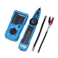 Network Test Kit Network LAN Cable Tester RJ45 RJ11 Wire Tracker Tracer