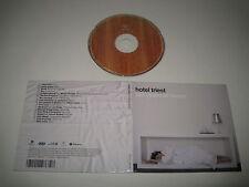 VARIOUS ARTISTS/HOTEL TRIEST/TEN YEARS AT HOME(WARNER MUSIC 5051011286728) CD