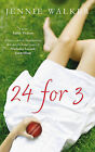 24 for 3 by Jennie Walker (Paperback, 2009)