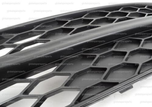 Genuine Satin black grille AUDI A6 Avant S6 quattro 4G2 4G5 4G0807682D9B9