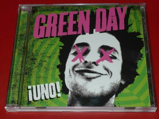Green Day Uno! LIMITED EDITION
