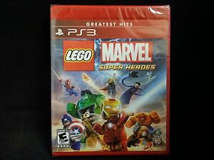 New Lego Games For Ps3 : Lego marvel super heroes greatest hits sony playstation