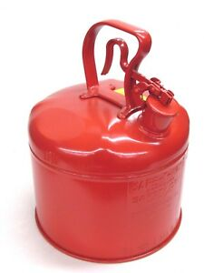 Safety Gas Can >> Details About New Safeway Products Safe T Way 3 Gallon Safety Gas Can No 103