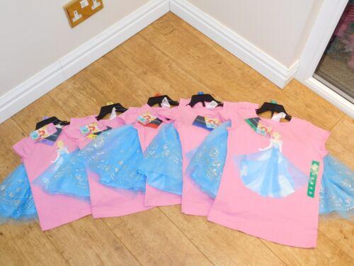 Disney Frozen Girls Tutu Skirt /& t shirt Set Glitter//lace detail FANTASTIC BNWT