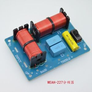 2pcs-Speaker-Crossover-Filters-2-Way-Hi-Fi-Frequency-Divider-Home-Audio-Parts
