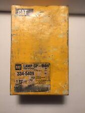 Caterpillar Oem Signal Lamp Gp 334 5409 Cat Nos Lamp Gp 3345409