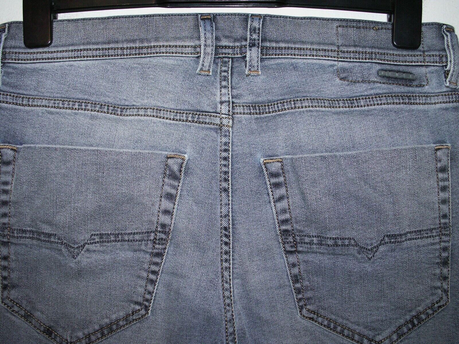 9333a0b8 Diesel tepphar slim-carred fit jeans wash stretch L32 (a4674) W31 084SJ  nnzglq4394-Jeans