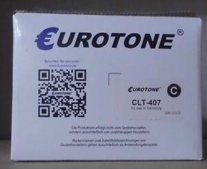 Toner CLT-407 cyan für Samsung CLP 310 315 CLX 3170 3185 ersetzt CLT-C4072S - Waddeweitz, Deutschland - Toner CLT-407 cyan für Samsung CLP 310 315 CLX 3170 3185 ersetzt CLT-C4072S - Waddeweitz, Deutschland