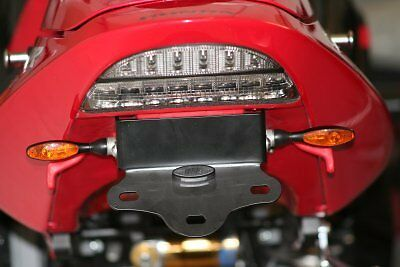 CBR1000RR Fireblade 2006 LP0008 R&G Racing Indicators & Tail Tidy ...