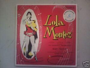 Lola-Montez-1959-Harry-Preston-Australian-Cast-Record-LP