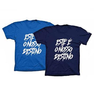 """FC Porto /""""Este é o Nosso Destino/"""" Men/'s T-Shirt *Official Product Licensed"""