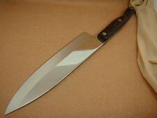 CUTCO 1728 KK Petite Chef Knife - Brown - MINT